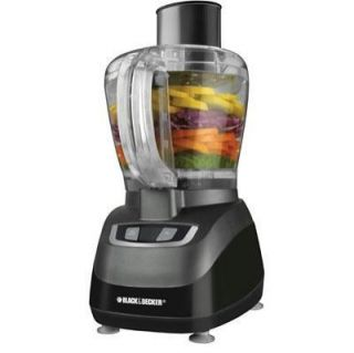 Black Decker Fp1600b 7 Cups Food Processor