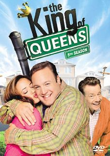The King of Queens   Season 5 (DVD, 2006, 3 Disc Set) (DVD, 2006)