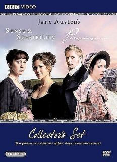 Sense and Sensibility Deluxe Edition Gift Set DVD, 2008, 2 Disc Set