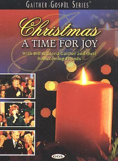 Gaither and Friends   Christmas A Time For Joy DVD, 2002