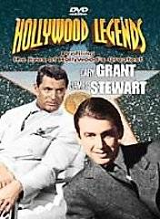 Hollywood Legends   Cary Grant & James Stewart (DVD, 2001) (DVD, 2001)