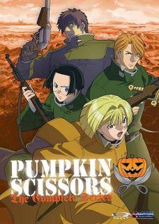 Pumpkin Scissors The Complete Series DVD, 2009, 4 Disc Set