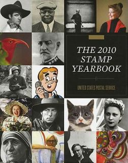 The 2010 Stamp Yearbook by United States Postal Service Staff 2010