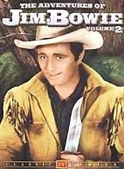 Adventures of Jim Bowie   Classic TV Series   Vol. 2 DVD, 2005