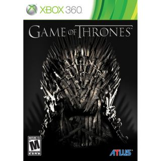 Game of Thrones Xbox 360, 2012