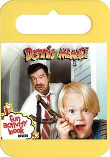 Dennis the Menace DVD, 2010, 10th Anniversary With Book