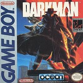 Darkman Nintendo Game Boy, 1992