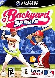 Backyard Baseball 2007 Nintendo GameCube, 2007