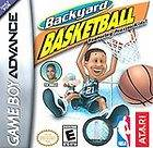 NEW  SEALED  Backyard Basketball (Nintendo Game Boy Advance, 2004)
