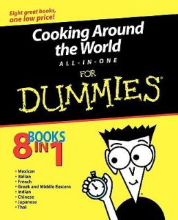 Cooking Around the World All in One for Dummies by Heather Dismore