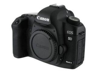 Canon EOS 5D Mark II 21.1 MP Digital SLR Camera   Black Body Only