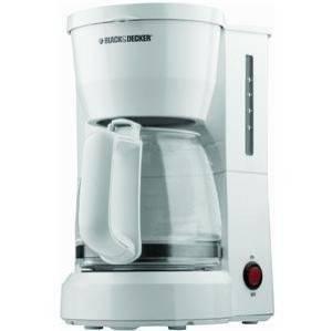 Black decker odc400 10 cup coffee maker spacemaker space - Space saving coffee maker ...