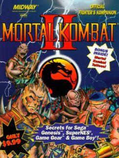 Fighters Kompanion by Brady Games Staff 1994, Paperback