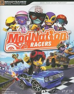 Modnation Racers by Sony Staff and Brady Games Staff 2010, Paperback