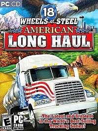 18 Wheels of Steel American Long Haul PC Games, 2007