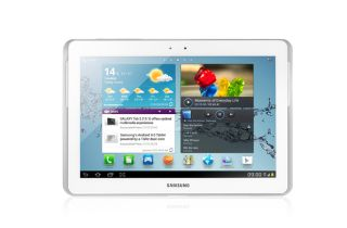 Samsung Galaxy Tab 2 GT P5100 16GB, Wi Fi 3G Unlocked , 10.1in   White