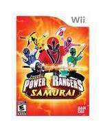 Power Rangers Samurai Wii, 2011