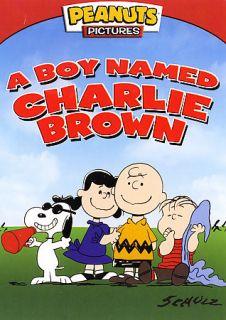 Boy Named Charlie Brown DVD, 2006