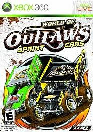 World of Outlaws Sprint Cars Xbox 360, 2010