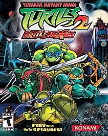 Teenage Mutant Ninja Turtles 2 Battle Nexus PC, 2004