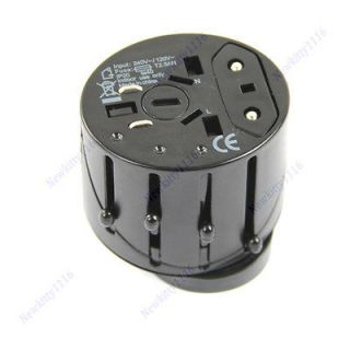 Universal International Travel AC Adapter For Power Plug UK US AU