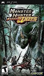 Monster Hunter Freedom Unite PlayStation Portable, 2009
