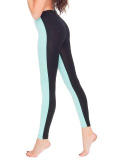 American Apparel RSA8364 Cotton Spandex Jersey Two Sided Legging