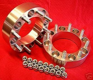 Lug Chevy dually HD GM (2.5) WHEELS SPACERS ADAPTERS