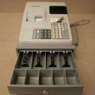 sharp electronic cash register in Cash Registers