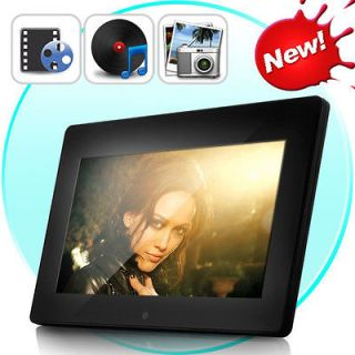 10 Inch Digital Photo Foto Picture Frame + Slideshow + Media Player
