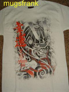 Miami Ink Tv Show Ancient Warrior T Shirt Nwt