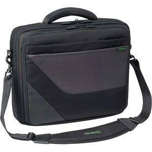 Targus Padded Laptop Notebook Messenger Portfolio Clamshell Carrying