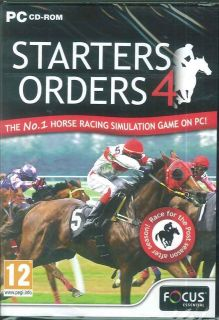 horse racing pc games in Video Games & Consoles