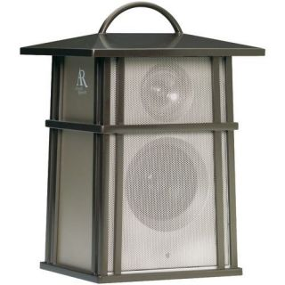 ACOUSTIC RESEARCH AW825 3, 2 WAY WIRELESS INDOOR/OUTDOOR SPEAKER