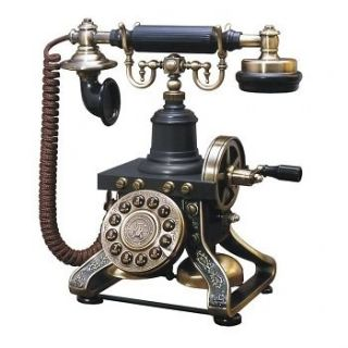 EIFFEL TOWER NOSTALGIC VINTAGE RETRO CLASSIC STYLETELEPHONE 541 518