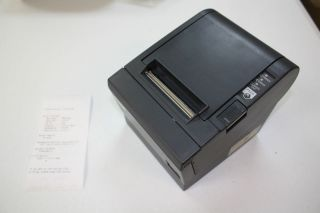 Micros POS Thermal Receipt Printer IDN Card With Cable