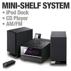 Sony CMT BX20i Micro Hi Fi Shelf System REFURB