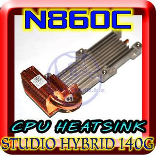 Genuine OEM Dell Studio Hybrid 140G Processor CPU Cooling Heatsink