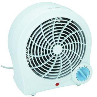 Heater Fan Home Office Fan Heater Combo Light Small Size Design