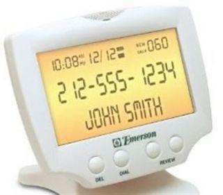 jumbo caller id in Home Telephones