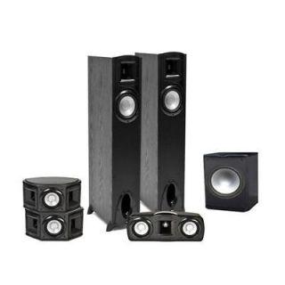 Klipsch Speakers F 10 Home Theater Sspeakers FREE SUB