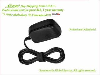 AC ADAPTER CHARGER POWER CORD SUPPLY for Yamaha Pss Replacement NEW