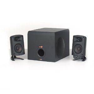 Klipsch ProMedia 2.1CH 3 Piece Computer Speaker System