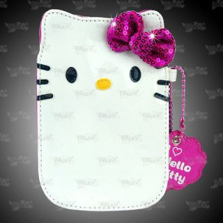 Hello Kitty Pouch for iPhone 5, 4S, 4, Cell Phone, iPod, , Digital