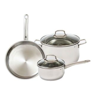 WMF Collier 5 Piece 18/10 Stainless Cookware Set