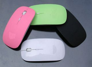 4GHz USB Wireless Optical Mouse Mice for Apple Mac Macbook Pro Air
