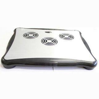 Aluminum NOTEBOOK COOLER LAPTOP COOLING PAD USB HUB