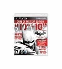 Batman Arkham City   Game of the Year Edition (Sony Playstation 3