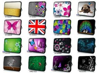 10.1 Stylish Laptop Netbook Sleeve Case Bag For ASUS Eee PC 1015BX