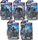 ! Real Steel Wave 2 SET AMBUSH SIX SHOOTER METRO ATOM ZEUS NIP series